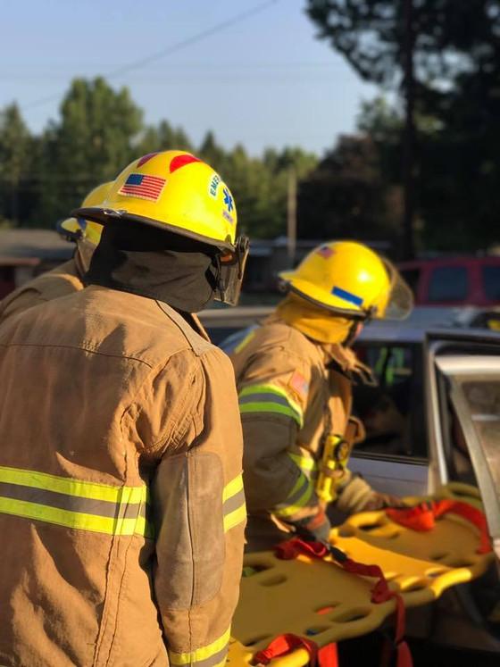 Press Release: Oregon IMPACT mock crash at Colton High School