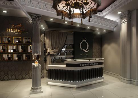 Perfume house