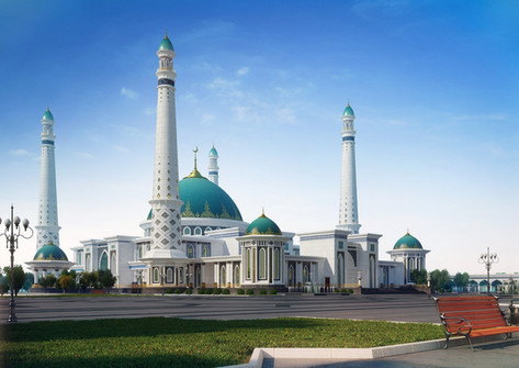 Projects of Mosques
