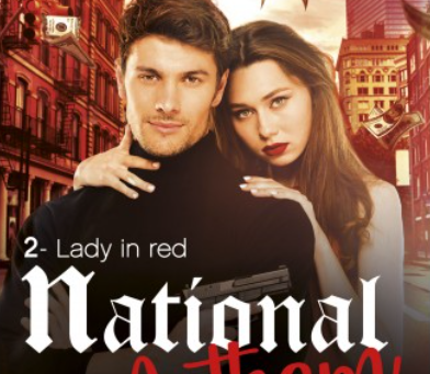 ◣☀ Lady in red, tome 2 : National Anthem - Alexya Thiessard ☀◢