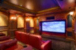 evolution home theatre
