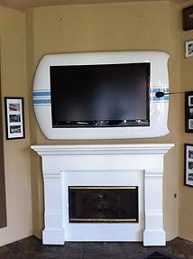 Custom TV Panel San Diego