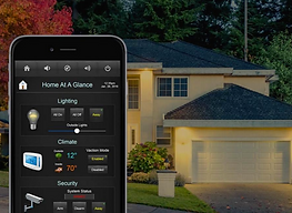 RTI home automation evolution home theatere san diego