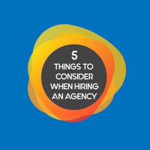 5 Things to Consider When Hiring a Social Media Agency