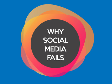 Why most social media campaigns fail?