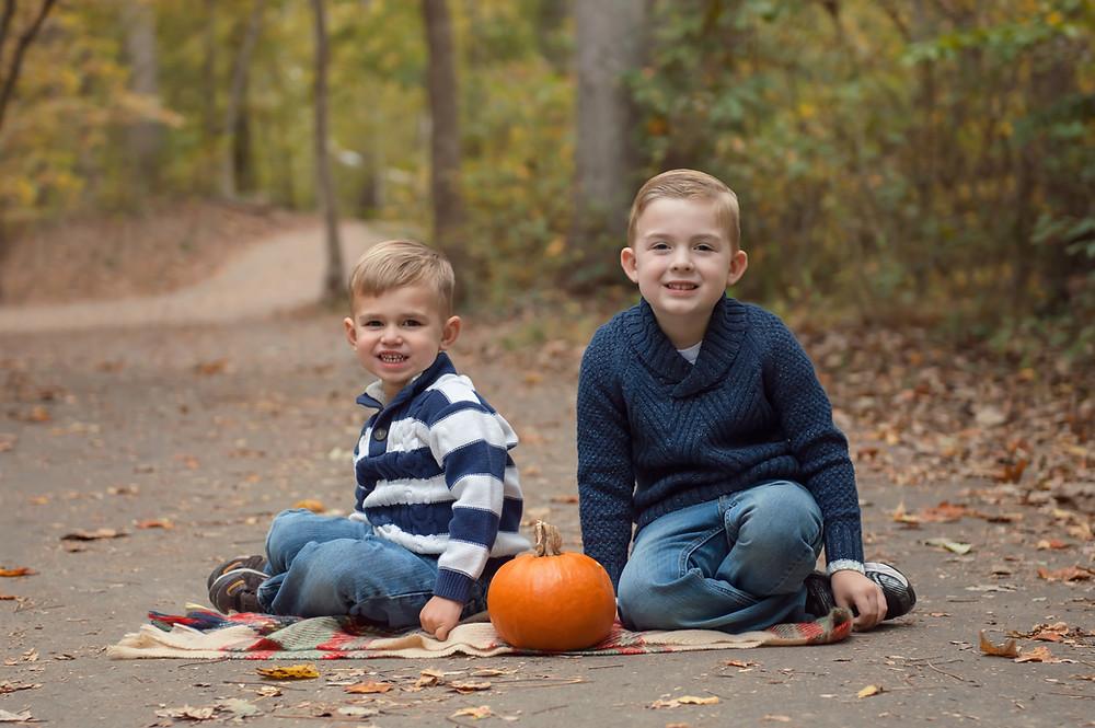 Fall Mini Sessions | Matthews, NC