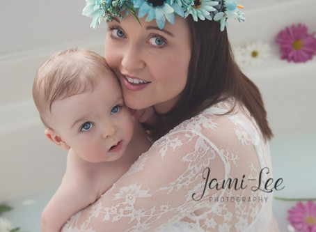 A Beautiful Mommy & Me Session