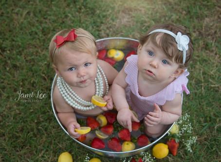 Fruit Baths