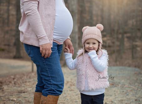 Lovely Maternity Session