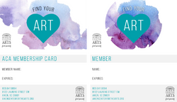 Membership Card Concepts