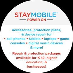 Stay Mobile Rack Card