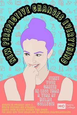 Helms Collegen Poster 2