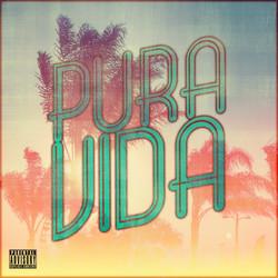Pura Vida Single Album Art