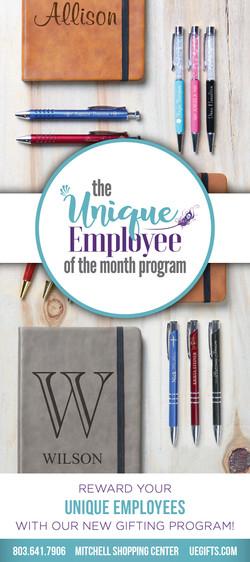 Unique Employee of the month Program