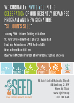SEED save the date