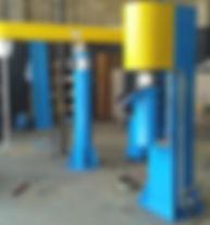 cawles dispersor mexedor misturador batedor de para tintas grafiato textura fabrica de tintas esmalte lleinertex resina titanium