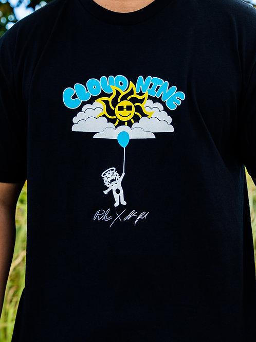 """Cloud Nine"" Collab T-Shirt"