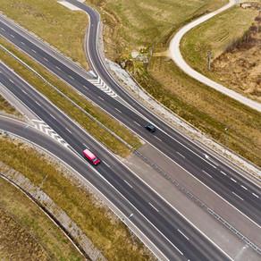 Autostrada A4 odcinek Rzeszów Jarosław.