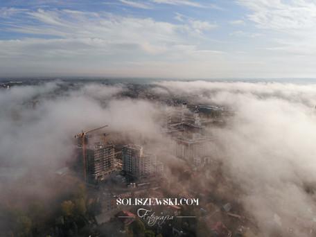 Mgła nad Rzeszowem