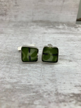 cobble cufflinks