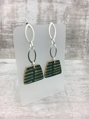Double Hop Earrings