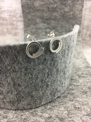 Over Circle Studs