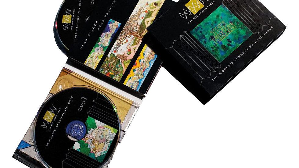 DVD Set – The virtual Wiedmann Bible exhibition