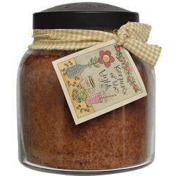 Crumb Coffee Cake Candle Papa Jar