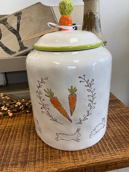Easter Canister Jar