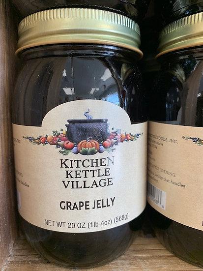 Kitchen Kettle Grape Jelly