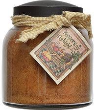 Praline Caramel Sticky Buns Candle Papa Jar