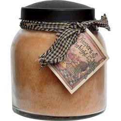 Caramel Crunch Candle Papa Jar