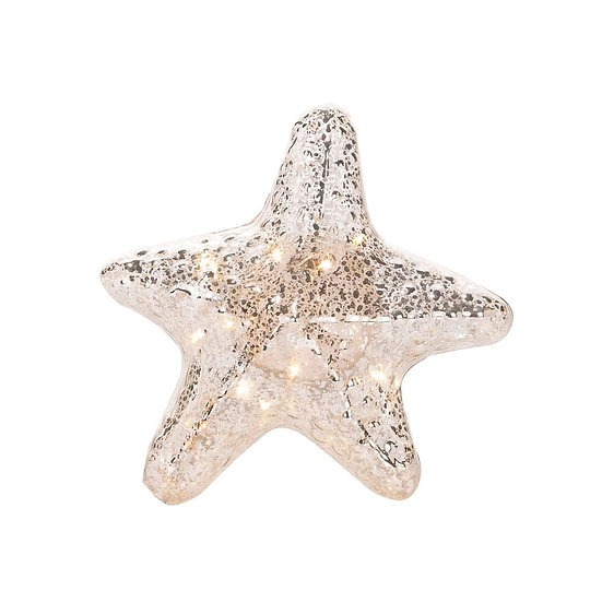 Glass Starfish LED