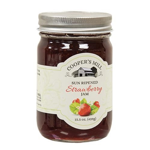 Orchard Reserve Strawberry Jam