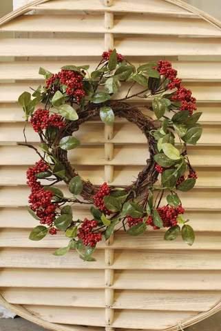 Yuleberry Wreath