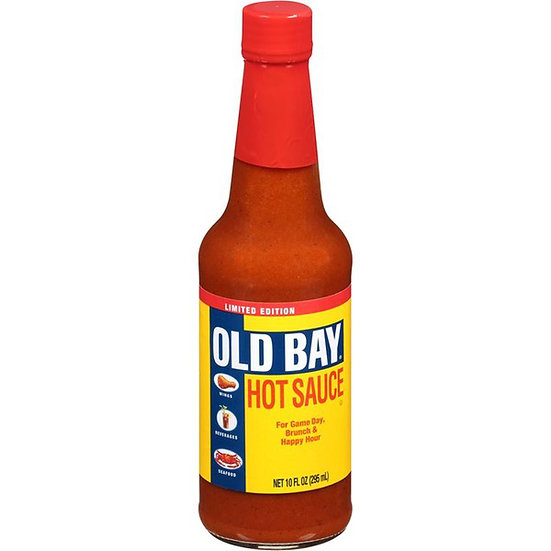 Old Bay Hot Sauce Limited Edition 10oz.