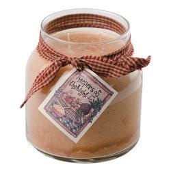 Caramelized Creme Brulee Candle Papa Jar
