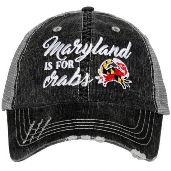 Maryland is for Crabs Trucker Hat