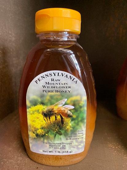 Pennsylvania Raw Honey