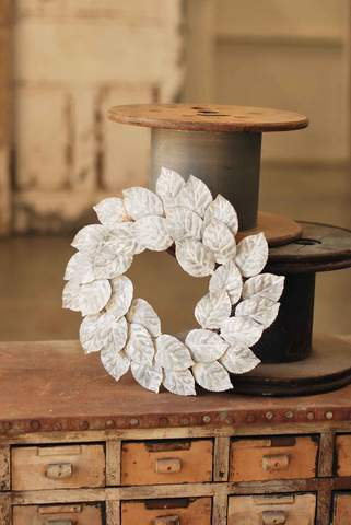 Full Circle Laurel Wreath