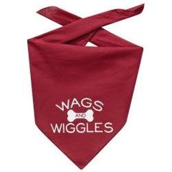 Wags and Wiggles Doggie Banadana