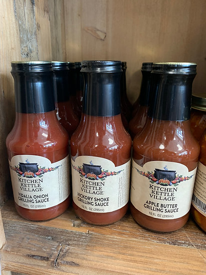Kitchen Kettle Grilling Sauce(Options)