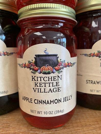 Kitchen Kettle Apple Cinnamon Jelly