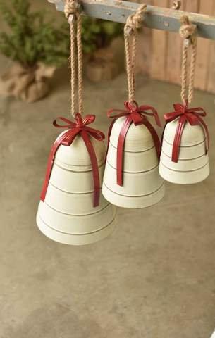 Set of 3 Eminence Bells