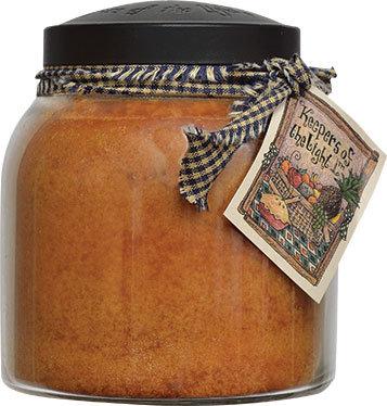 Banana Nut Bread Candle Papa Jar