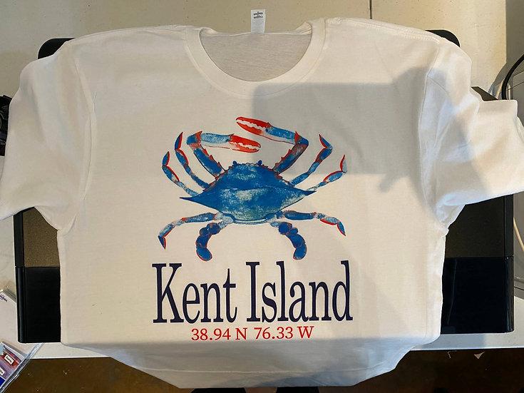 Kent Island Crab T-Shirt