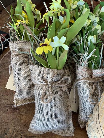 Bag of Daisies Bowl Filler