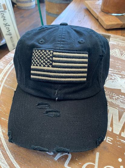 Black Flag Hat