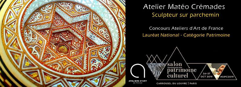 Atelier Matéo Crémades Lauréat Concours