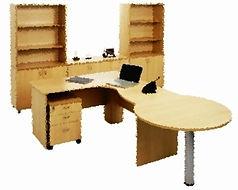 Офисная мебель.Кабинеты руководителя